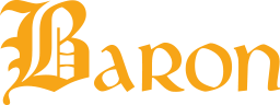 Pensjonat Baron Logo